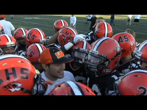 Best Pre-Game Football - Lakewood High School Tigers