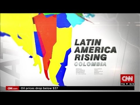 Latin America Rising Colombia Part I