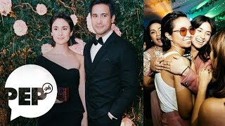 Sam Milby reacts to ex-girlfriend Mari Jasmine's coming out