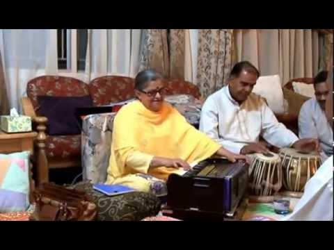 Mera Aapki Kripa Se Sab Kaam Ho Raha Hai-prof Aruna Randev video