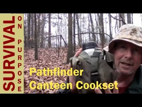 Pathfinder Canteen Cookset Review