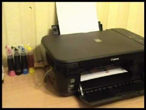 Принтер canon mp250 ремонт