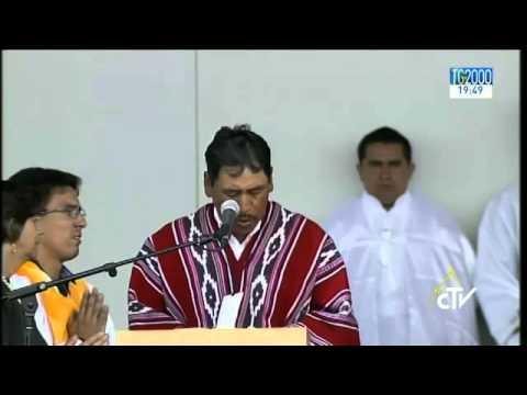 Papa Francesco a Quito: