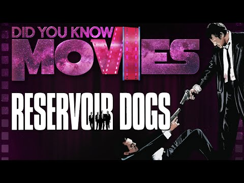 Quentin Tarantino and the Making of Reservoir Dogs - Did You Know Movies