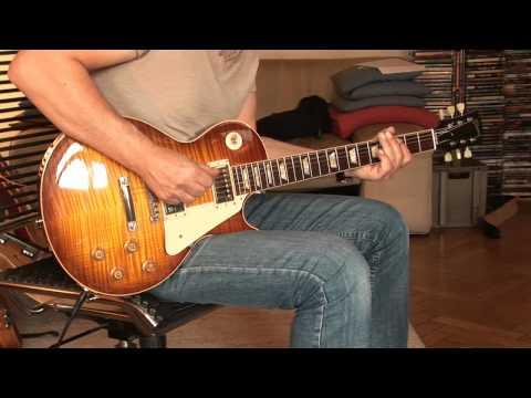 2008 Gibson Les Paul 1959 Reissue Custom Shop Part2