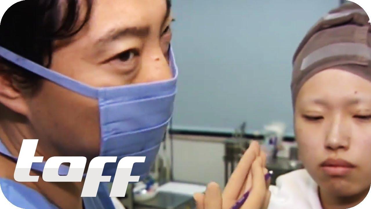 Schönheitswahn in japan taff youtube