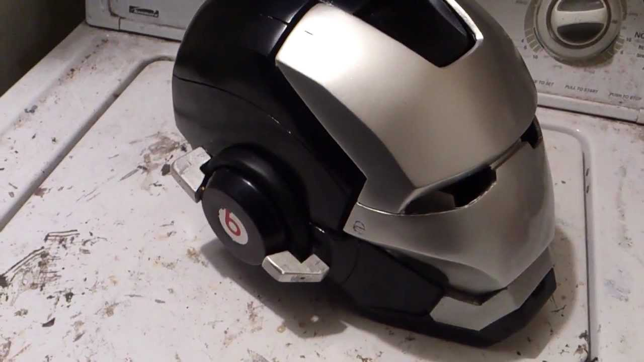 Beats By Dre Helmet By Jay Youtube