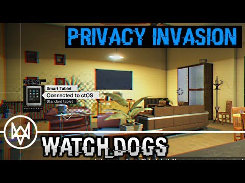 "Watch Dogs - Privacy Invasion #2 of 30 - ""I Hate You Fucking Whale!"""