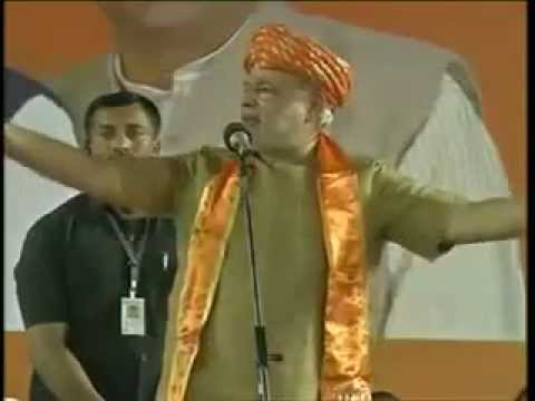 Shri Narendra Modi Addresses Bjp Karyakarta Mahasammelan On Bjp Foundation Day Cm Speech video