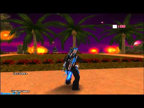 Gta Sa Mods Timecyc + ENB Series + Hud Mod + Color Mod + Weapon Mod + Weapon Sou