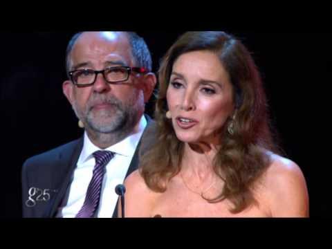 Mario Camus recoge el Goya de Honor 2011