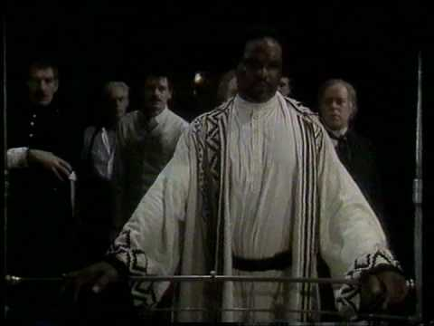 Othello directed by Trevor Nunn