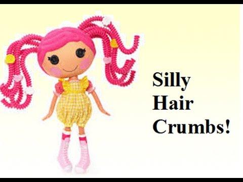 Lalaloopsy Silly Hair Lalaloopsy Silly Hair Crumbs