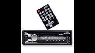 AGPTEK Bluetooth Car Stereo : SKY03 Installation Video