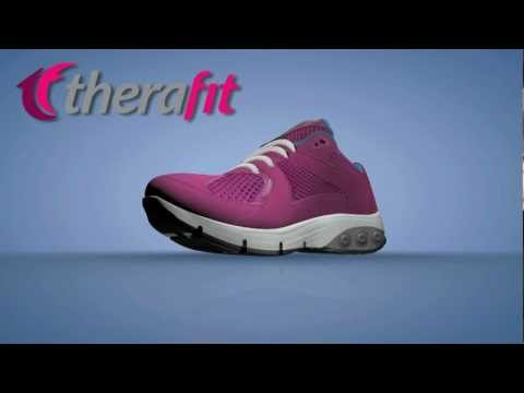 Therafit Shoe: The 12 Hour Shoe Specifically Designed for Women