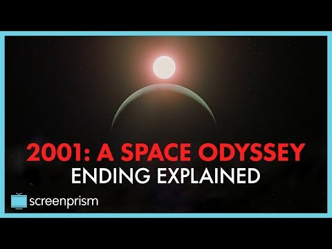2001: A Space Odyssey - Ending Explained