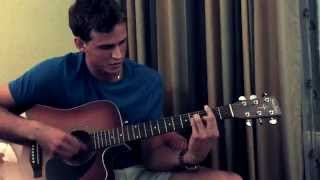 Vasek Pospisil - Cornerstone (Arctic Monkeys acoustic cover)