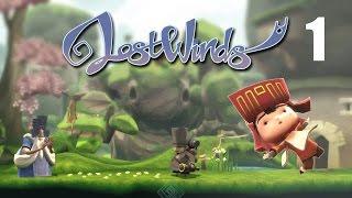 Lost Winds #01 - Ein Geist in einer Scherbe