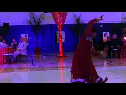 Silsila ye chahat ka - Sharlin Ahmed at The Meadows School Bollywood Night, Las Vegas - 04/08/2013