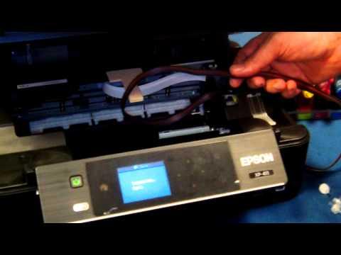 Cómo Instalar el Sistema Continuo Kennen en Epson XP 411