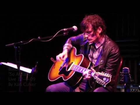Butch Walker - So At Last