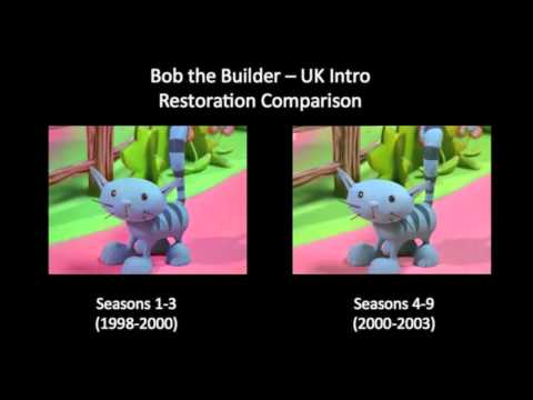 Bob the Builder – UK Intro (Restoration Comparison)
