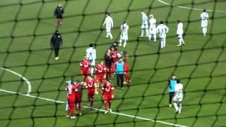 Wie wilt weer noar huus! FC Groningen - FC Twente 0-3