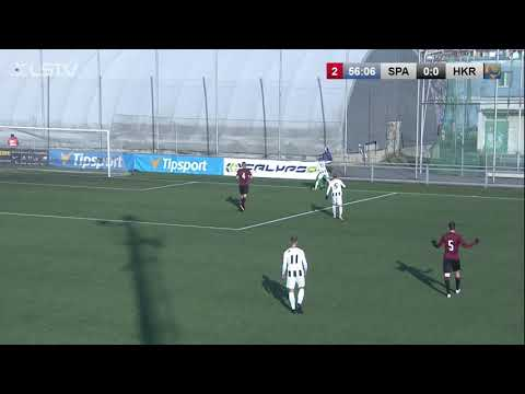 SESTŘIH TIPSPORT LIGY: FC Hradec Králové - AC Sparta Praha B 0:0