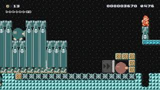 Escort The Payload: The Basics by O.G. Mafk - Super Mario Maker - No Commentary
