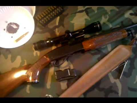 Remington Model 760 Gamemaster pt 1 of 2