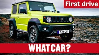 2019 Suzuki Jimny 4x4 SUV review – five things you need to know | What Car?