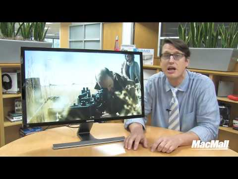 "Samsung 28"" 4K Ultra HD LED Monitor Review - MacMall"