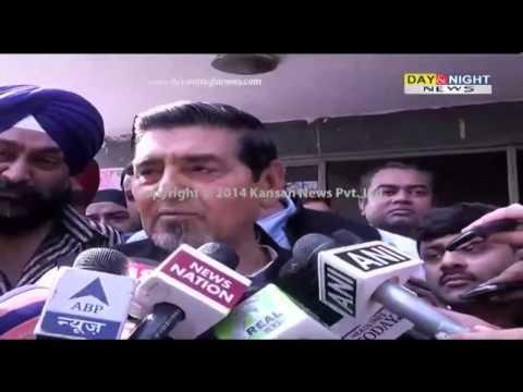 1984 anti-Sikh riots | Jagdish Tytler addresses the media in New Delhi