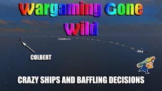 Wargaming Gone Wild - Recent Baffling World of Warships Decisions