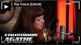 2019 02 09 The Voice 2019   AGATHE   La Bohème