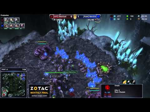 StarDust vs. Nerchio - PvZ - Game 2 - StarCraft 2