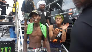 NBA YoungBoy had the best Rolling Loud performance even after a shooting, LOUIEKNOWS VLOG 4