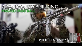 Magfed Paintball | Abandoned Building | Tier One Scenarios | PRZ
