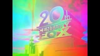 20th Century Fox in Deviled Rainbow.