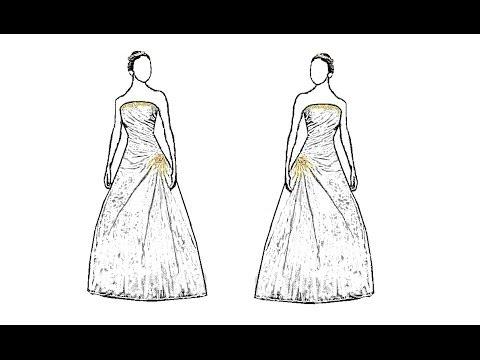 Hacer vestido novia