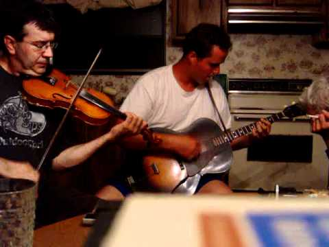 Texas Fiddle with Tenor Guitar Backup - Marty Elmore&Nick Gillentine - Waggoner