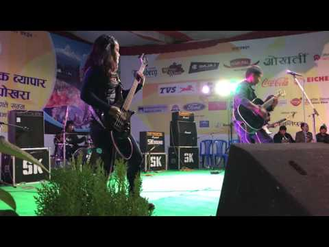 Taal ko pani (Nepathya) cover live by The Raawand Band