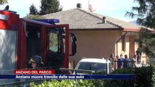 Etg - Anzano del Parco, muore travolto dalla sua auto