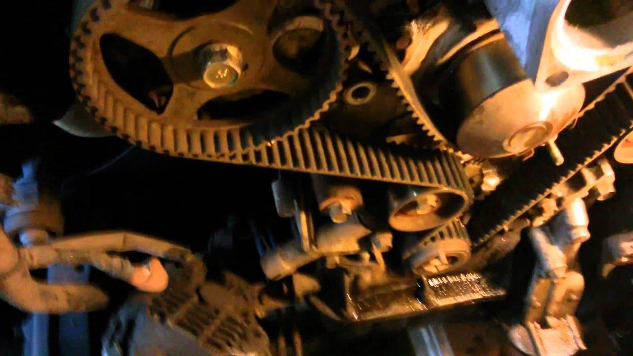chevy timing belt timing belt 1999 mitsubishi 3 0 youtube #7