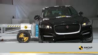 ANCAP SAFETY RATING: Jaguar F-Pace (July 2016 - onwards)