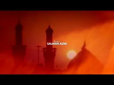 Mera Hussain as Mujhy Karbala Bolayga Noha Zain Shah Must Watch Much Share Subscribe This Channel