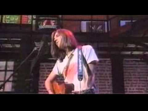 Evan Dando of The Lemonheads - It's About Time live acoustic 1998
