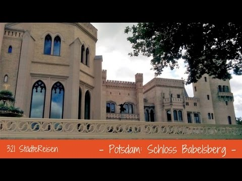 StädteReisen Potsdam  Schloss Babelsberg
