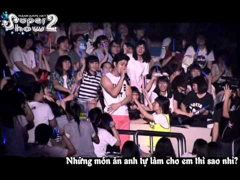 [vietsub] 12. Super Show 2 Dvd 2 Live Concert - Super Junior - Pajama Party [hankimvn.net] video