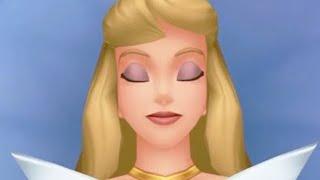 SLEEPING BEAUTY | Kingdom Hearts Birth by Sleep | Video Game ??